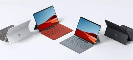 Microsoft lança novos notebooks Surface Pro X e Surface Laptop Go