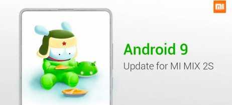 Xiaomi Mi Mix 2S recebe atualização para Android 9.0 Pie via MIUI 10