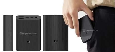 Xiaomi vai lançar em breve Mi Power Bank 3 Ultra Compact com 10.000mAh