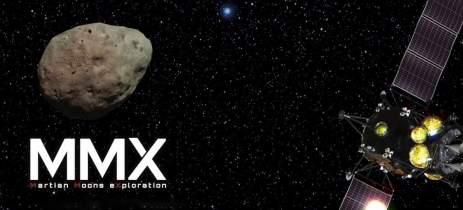 Japão usará câmera 8K para capturar imagens de Marte e suas luas como parte da missão MMX