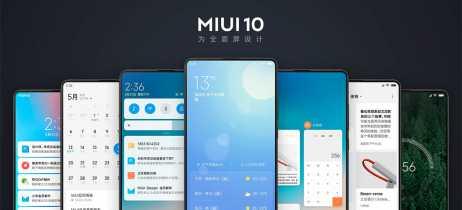 Xiaomi anuncia MIUI 10, trazendo novidades e otimizações com IA para vários aparelhos