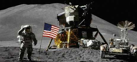 Governo dos EUA planeja enviar astronautas à Lua nos próximos 5 anos