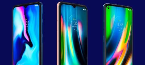 Motorola apresenta Moto G9 Play, Moto G9 Plus e Moto E7 Plus no Brasil