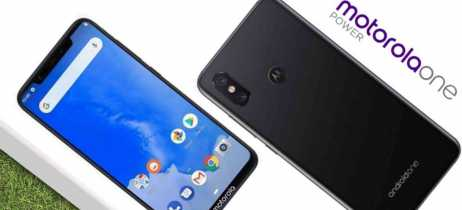 Motorola One Power pode acabar se chamando Moto P30 Note
