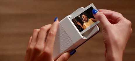 Motorola lança Moto Snap Polaroid que imprime fotos tiradas com smartphone