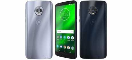 Motorola apresenta nova linha Moto G6 com 3 smartphones diferentes