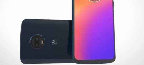 Site publica renderizações de Moto G7, G7 Plus, G7 Power e G7 Play
