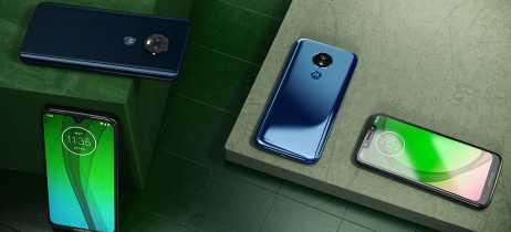 Motorola apresenta oficialmente linha Moto G7 com 4 modelos à partir de R$ 999