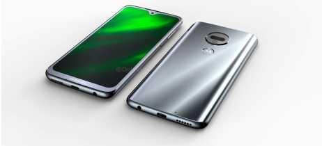 Moto G7 Power aparece em certificação com 5000mAh de bateria