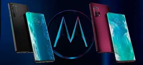 Motorola lança Motorola Edge e Edge+ para tentar voltar ao segmento premium