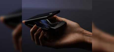 Razr, o futuro celular com display dobrável da Motorola, aparece em novo vazamento