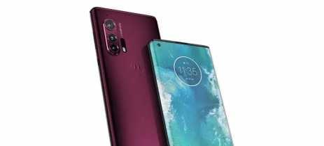 Motorola Edge+ ganha novas imagens de acordo com vazamentos