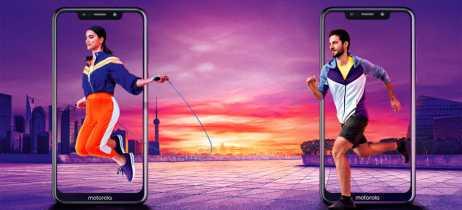 Motorola apresenta smartphones One e One Power com Android puro