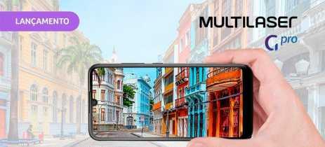 Multilaser lança nova linha de smartphones Multilaser G com processadores Unisoc
