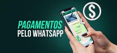 Veja como ativar e usar o Whatsapp Pagamentos no seu celular