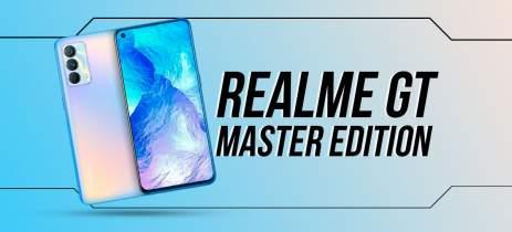 realme GT Master Edition é lançado oficialmente no Brasil + promoção