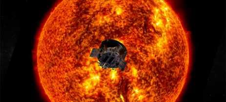 Sonda Parker enfrenta ventos solares capazes de inverter o campo magnético do Sol