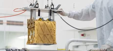 Sonda Perseverance da NASA consegue sintetizar oxigênio em Marte