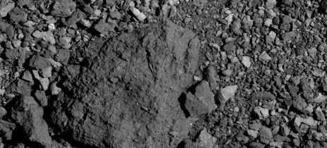 Nasa publica foto de asteroide Bennu, que vai passar perto da Terra