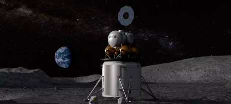 NASA terá apoio de SpaceX, Blue Origin e mais 11 empresas para ida a Lua e Marte