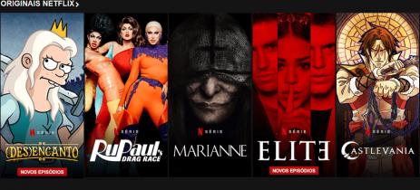 Ações da Netflix caem em 27% nos últimos três meses
