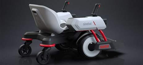Ninebot anuncia kit que transforma sua scooter em um Mecha por R$ 1.210