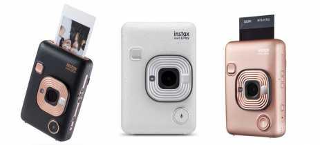 Fujifilm anuncia Instax Mini LiPlay, câmera digital que imprime fotos na hora