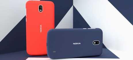 MWC 2018: Nokia 1 é o smartphone com Android Go de apenas US$ 85