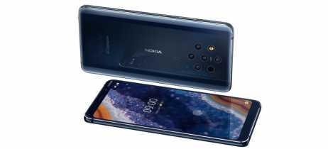 Vazam renderizações ditas oficiais do Nokia 9 Pureview