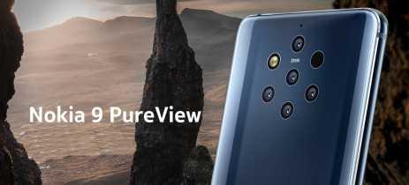 Nokia 9 PureView começa a receber a atualização para o Android 10