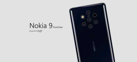 Smartphone de cinco câmeras da Nokia deve se chamar Nokia 9 PureView [Rumor]