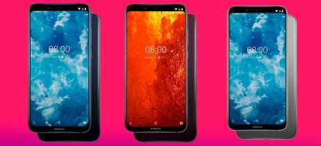 Nokia 8.1 é o novo smartphone intermediário da HMD Global