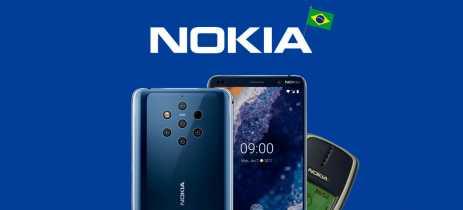 HMD Global anuncia a volta dos aparelhos da marca Nokia ao Brasil