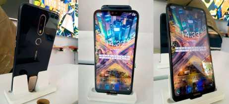 Com notch na tela, Nokia X6 será apresentado em 16 de maio na China