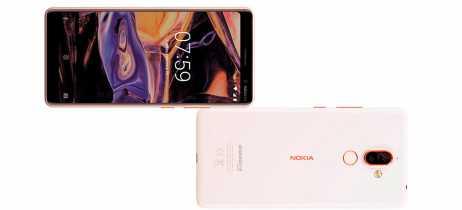 Nokia 7+ aparece com tela de bordas finas e sistema operacional puro Android One [Rumor]