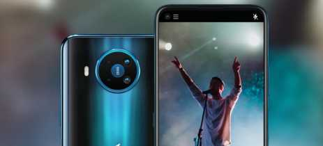 Nokia 8.3 5G é apresentado com Snapdragon 765G e sistema de quatro câmeras ZEISS