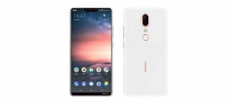 Imagens do Nokia X6 vazam e confirmam tela de bordas finas com notch [Rumor]