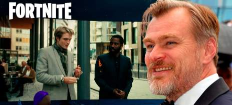 Fortnite vira cinema e terá exibição de filme icônico de Christopher Nolan