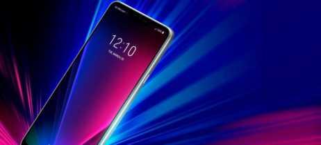 LG G7 ThinQ aparece em nova imagem vazada com notch [Rumor]