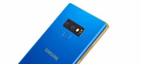 Vídeo conceitual mostra o Galaxy Note 9 com base nos rumores até agora