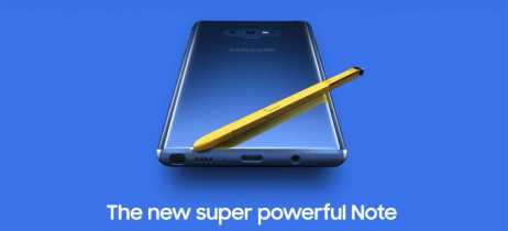 Samsung lança vídeo oficial do Galaxy Note 9 antes da hora; Veja o design do smartphone