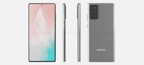 Samsung Galaxy Note 20 pode ter tela de 60Hz sem curvas e com resolução Full HD