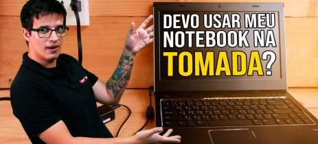 Notebook na tomada ou não? O que é melhor pra bateria? Explicamos neste vídeo!