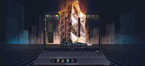 Asus apresenta ProArt StudioBook Pro X, notebook feito para artistas digitais