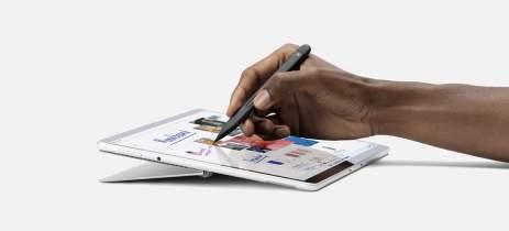 Microsoft Slim Pen 2 promete trazer a sensação de ser usada no papel