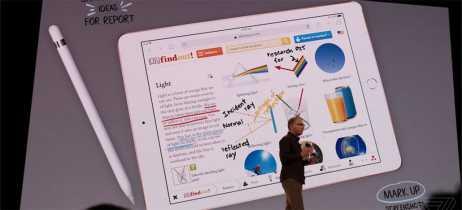 Apple apresenta novo iPad para ser usado em escolas