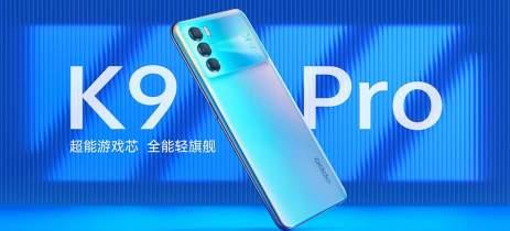 Smartphone Oppo K9 Pro é lançado com Dimensity 1200 e recarga rápida de 60W