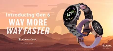 Fossil está lançando oficialmente os seus smartwatches de sexta geração com Wear OS3