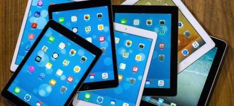 Apple pode lançar vários novos modelos de iPad ainda no primeiro semestre