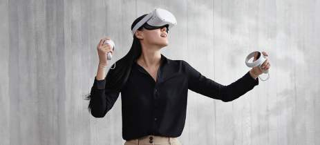 Facebook está adicionando recursos de realidade mista ao Oculus Quest